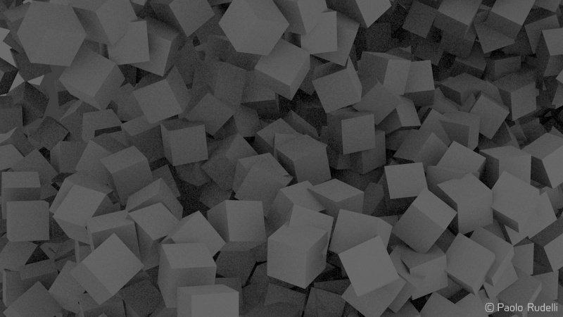 Blender Particle Fractal3